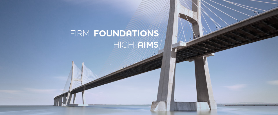 FIRM FOUNDATIONS HIGH AIMS
